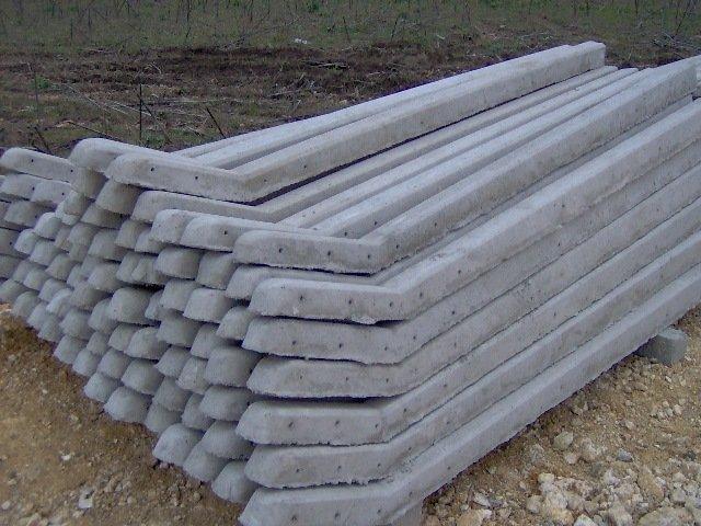 beton direk çit